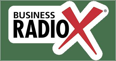Business Radio X Logo